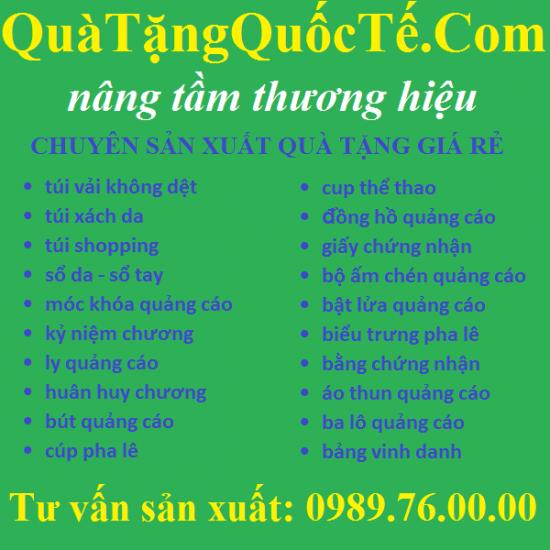 CO SO SAN XUAT DONG HO QUANG CAO IN LOGO
