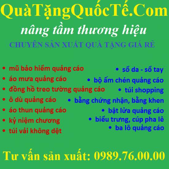 CÔNG TY SẢN XUẤT ÁO MƯA HN